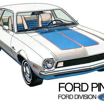 FORD PINTO by ThrowbackMotors