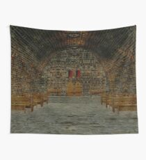Medieval Tavern Wall Tapestry