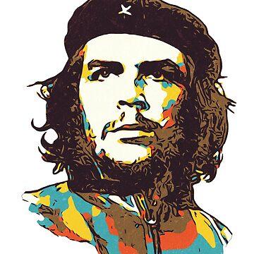 Che Guevara by C4Dart