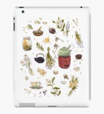Tea Plants - Willow's Tea Collection iPad Case/Skin