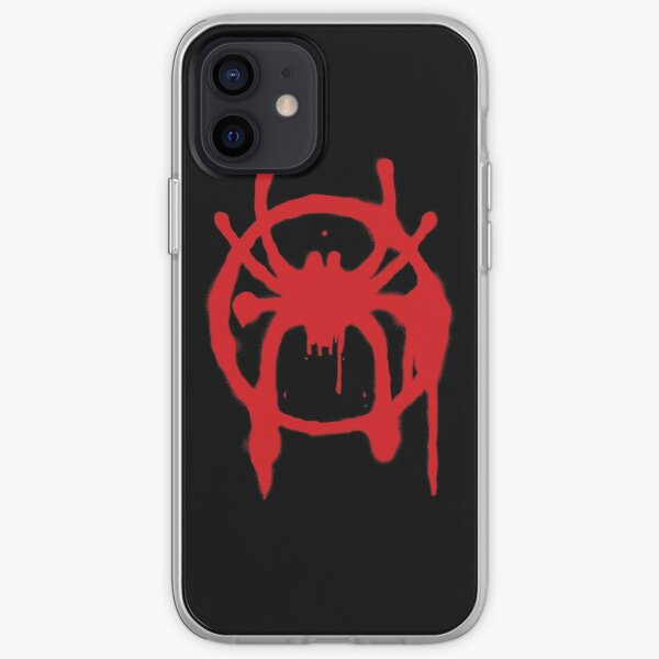 Into the Spider-Verse Coque souple iPhone