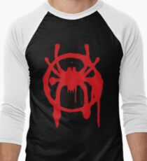432988917 Into the Spider-Verse Baseball ¾ Sleeve T-Shirt