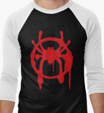 9b0dafa41 Into the Spider-Verse Baseball ¾ Sleeve T-Shirt