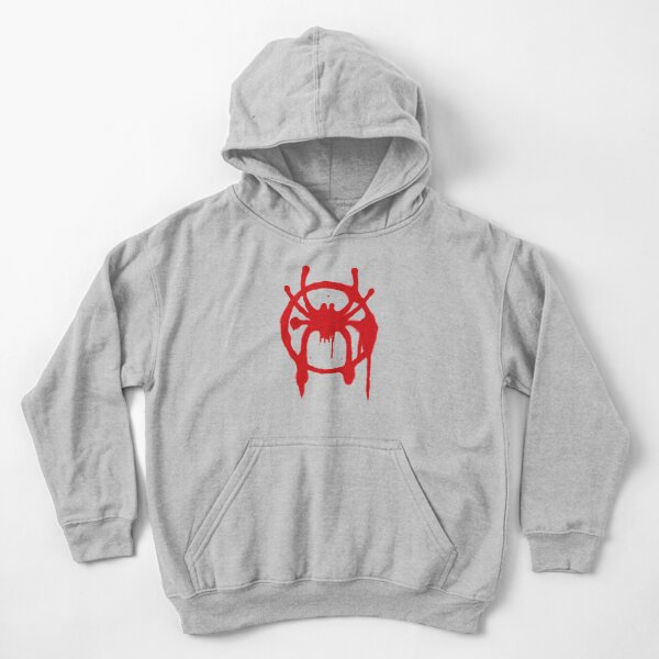 Into the Spider-Verse Kids Pullover Hoodie