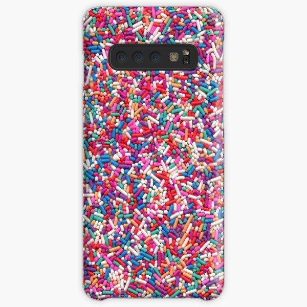 Rainbow Sprinkles - Magenta Samsung Galaxy Snap Case