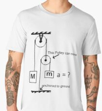 #Science, #physics, #education, #scientific, #school, #symbol, #energy, #background, #illustration, #study, #power, #chemistry, #lab, #experiment, #technology, #abstract, #gravity, #sign, #white Men's Premium T-Shirt