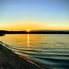 Port Orchard Summer Sunset by rachro