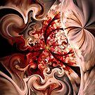 Fiery Red Hair by Nismah Shargawi