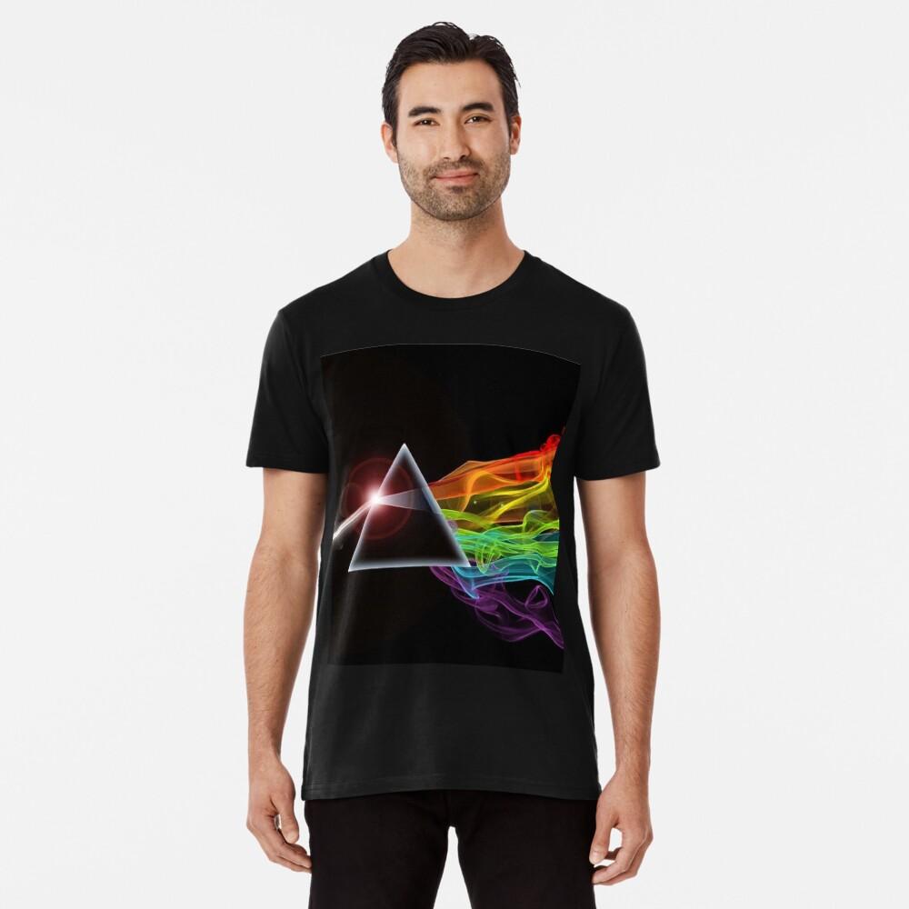 Pink Floyd - El lado oscuro de la luna Camiseta premium