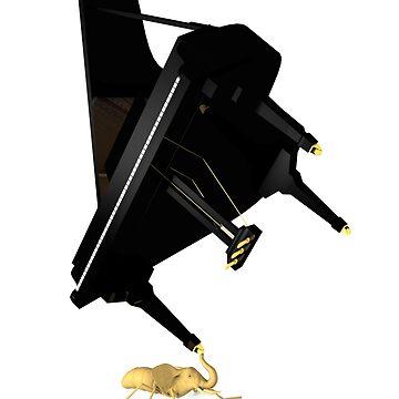 The Powerful ElephAnt by Mythos57