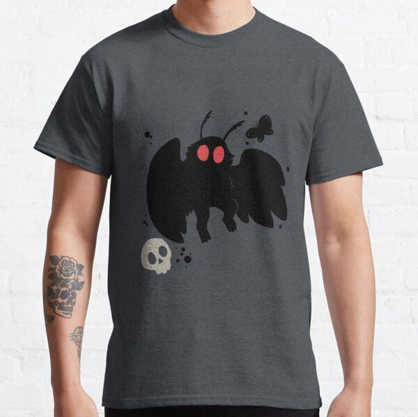 Mothman - Night Grey Classic T-Shirt