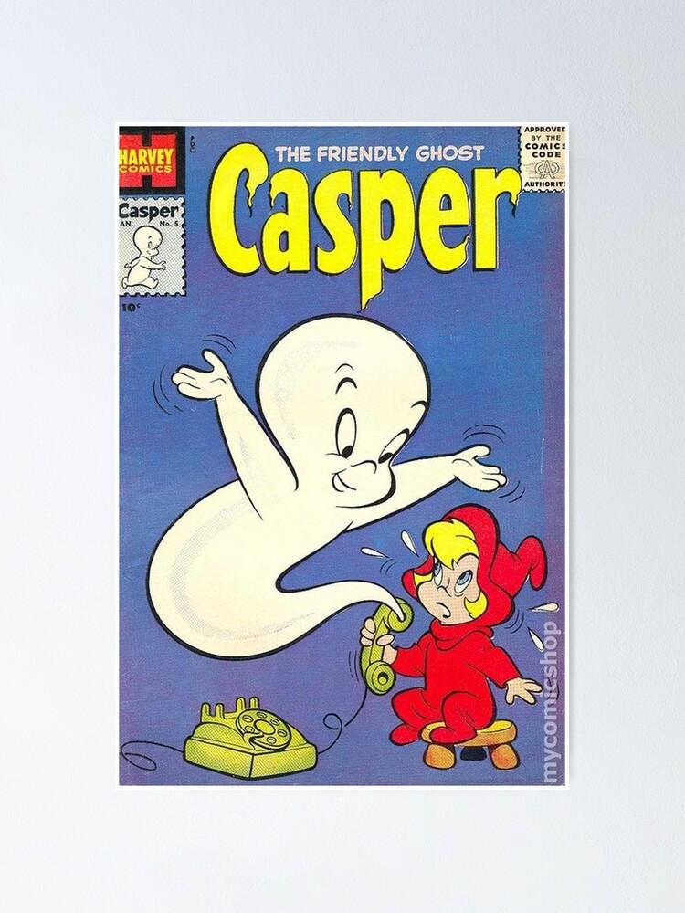 Mini Poster Casper the Friendly Ghost