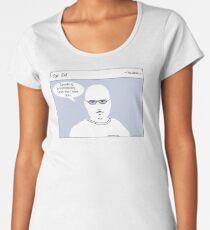 """Op"" Ed Comic strip - Hypothetically Women's Premium T-Shirt"