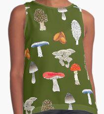 Mushroom Mania Contrast Tank