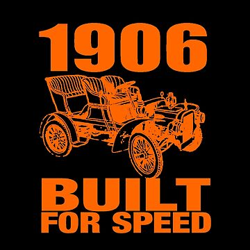 1906 BUILT FOR SPEED 2 GOLD by IMPACTEES