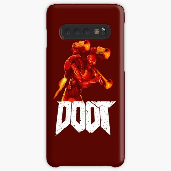 The Doot of Doom Samsung Galaxy Snap Case