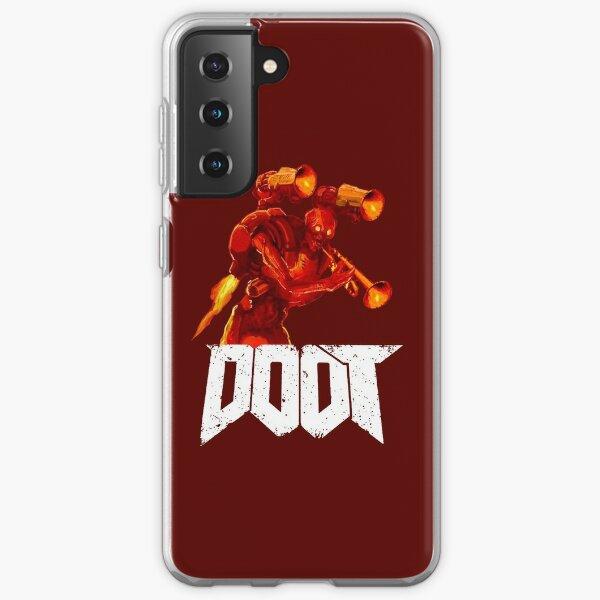 The Doot of Doom Samsung Galaxy Soft Case