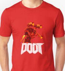 The Doot of Doom Unisex T-Shirt