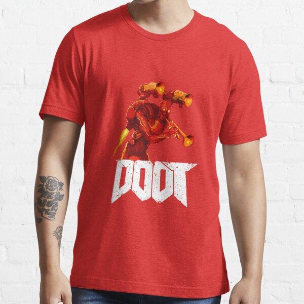 """también conocido como """"Doot Doot"""" Camiseta esencial"""