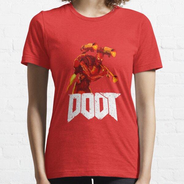 """aussi connu comme """"Doot Doot"""" T-shirt essentiel"""