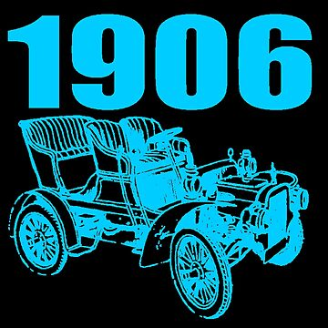 1906 BUILT FOR SPEED  by IMPACTEES