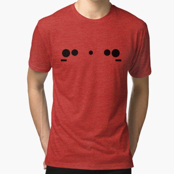 German Hot Hatch Silhouette Tri-blend T-Shirt