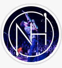niall stage crowd logo Sticker