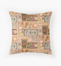 Money, money, money Floor Pillow