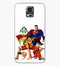 Super heroes Case/Skin for Samsung Galaxy
