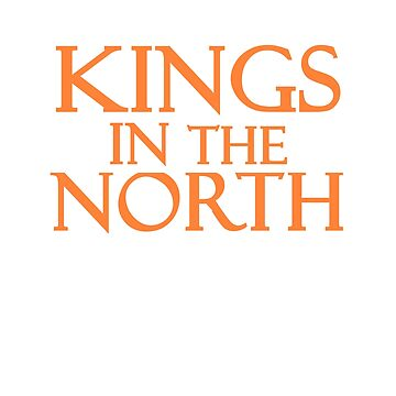 Kings in the north Chicago football shirt by snowry