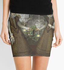 Dark Forest Daydream Mini Skirt