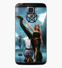 the Witch - Blood Bread and Roses Tarot Case/Skin for Samsung Galaxy