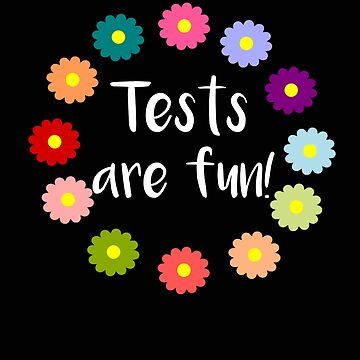 Teacher Tests are Fun Standardized Testing by stacyanne324