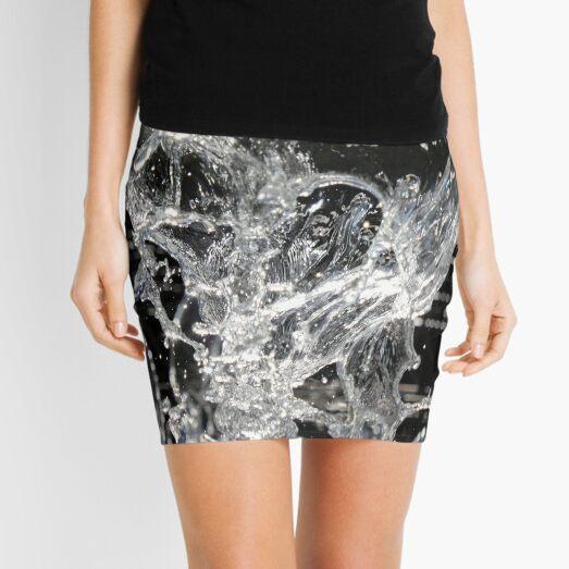 Coles Fountain, Melbourne #2 Mini Skirt