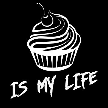 Cupcake is my life by we1000