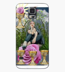 4 of Cups - Blood Bread & Roses Tarot Case/Skin for Samsung Galaxy