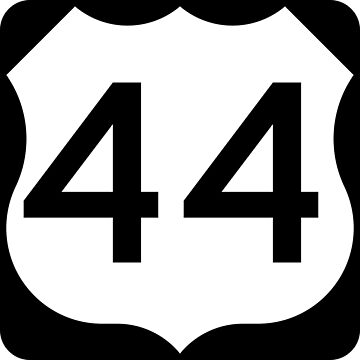 US Highway Route 44 by Joeybab3