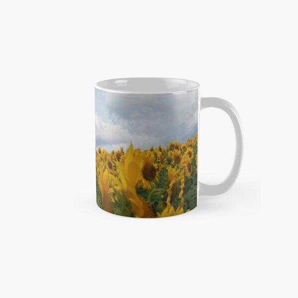 Sunflower Garden Classic Mug
