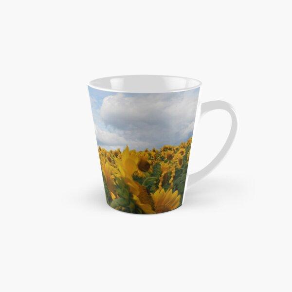 Sunflower Garden Tall Mug