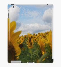 Sunflower Garden iPad Case/Skin