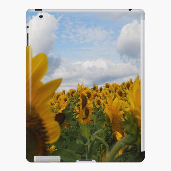 Sunflower Garden iPad Snap Case