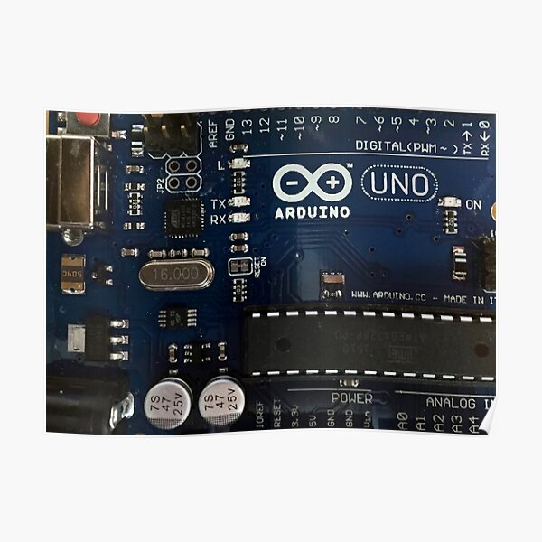 Get Your Arduino Geek On! Poster