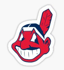 Chief Wahoo Sticker