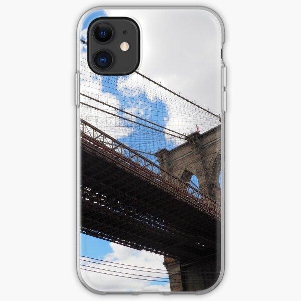 Brooklyn Bridge from DUMBO iPhone Soft Case