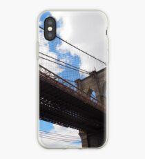Brooklyn Bridge from DUMBO iPhone Case