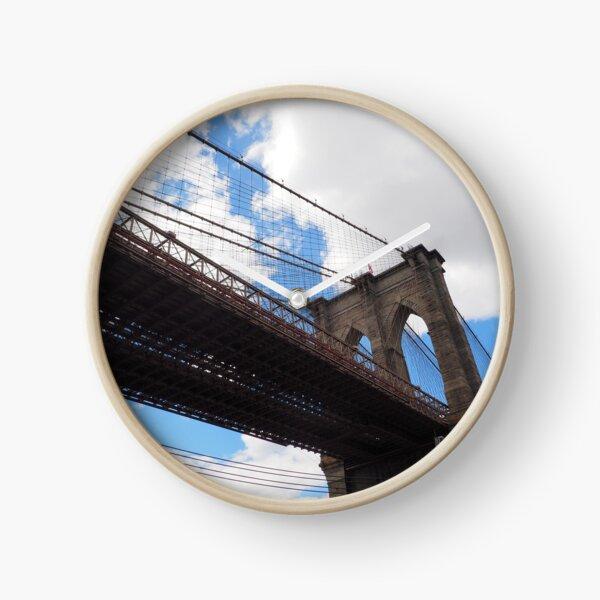 Brooklyn Bridge from DUMBO Clock