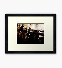 The Eleventh Shadow Framed Print
