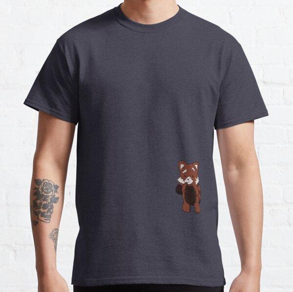 Jasper the red panda Classic T-Shirt