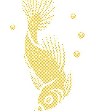 Koi gold by MMMannequin