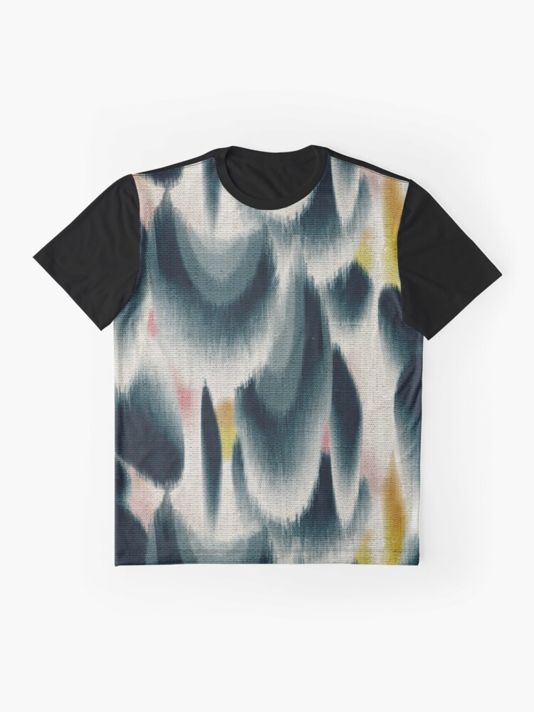 Alternate view of Shibori Wingspots Graphic T-Shirt